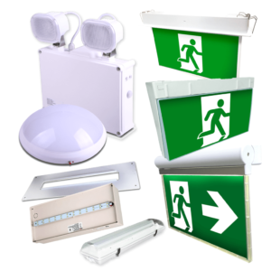 Emergency and Exit Lighting